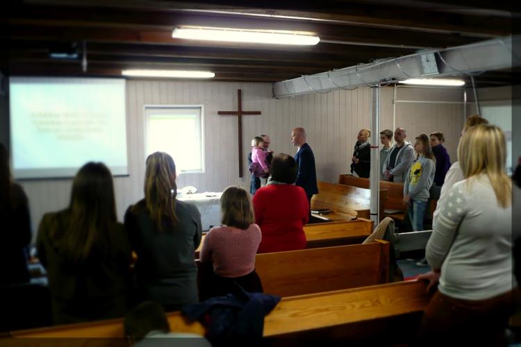 Kościół Zielonoświątkowy w Miastku Usługa pastora Adama Burandta