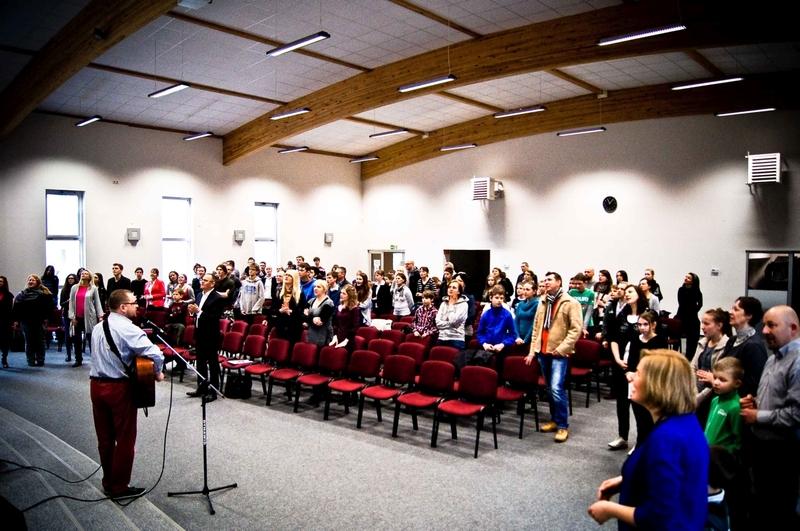 Kościół Zielonoświątkowy w Miastku Finał Konkursu Wiedzy Biblijnej w Warszawie