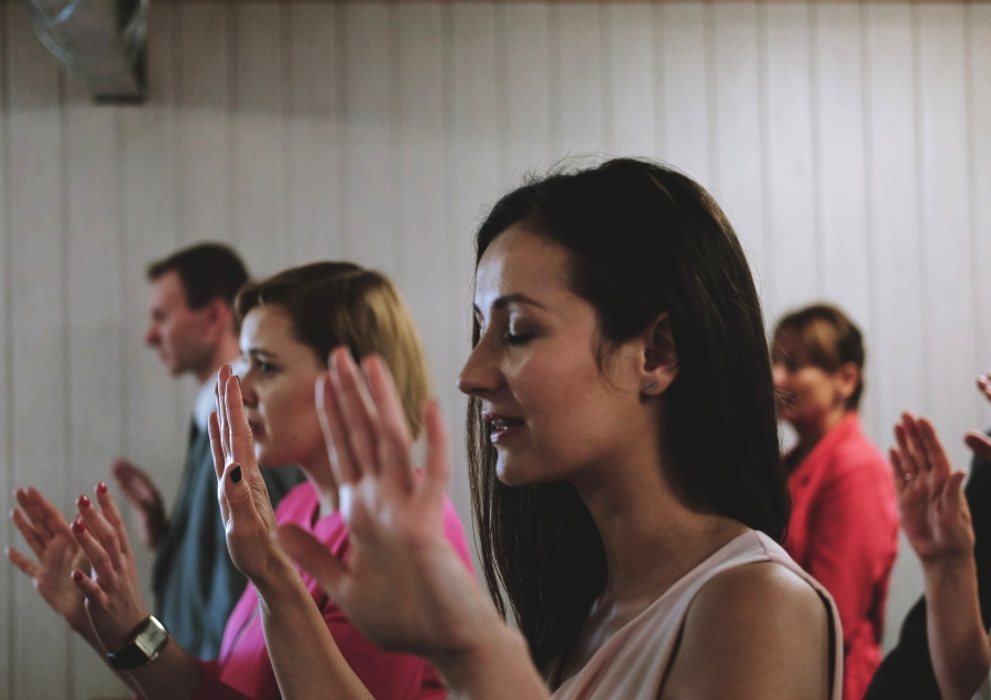 Kościół Zielonoświątkowy w Miastku Ślub Kasi i  Kuby